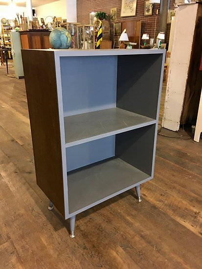 SOLD - Mid-Century Style Record Cabinet