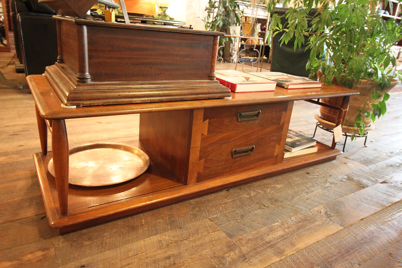 SOLD - Lane Low Credenza/Coffee Table