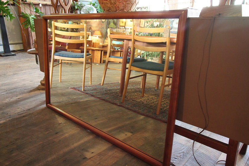 SOLD - Large Cherry Mirror