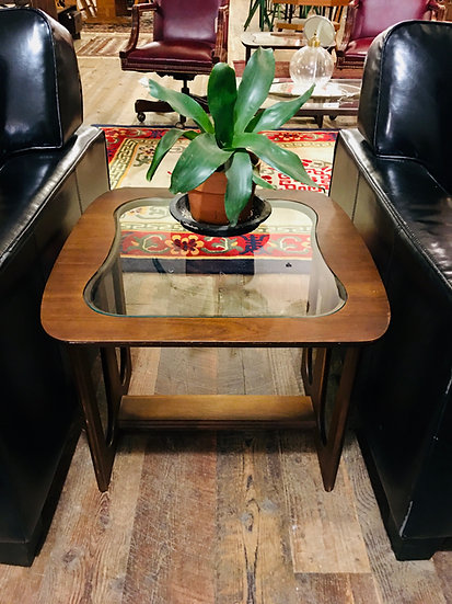 SOLD - Pair of Mid-Century Side Tables