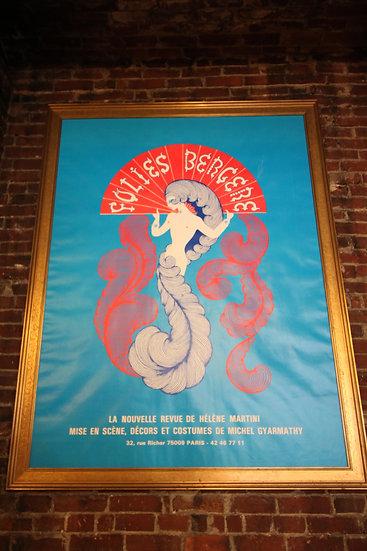 Art Nouveau Style Poster by Arte