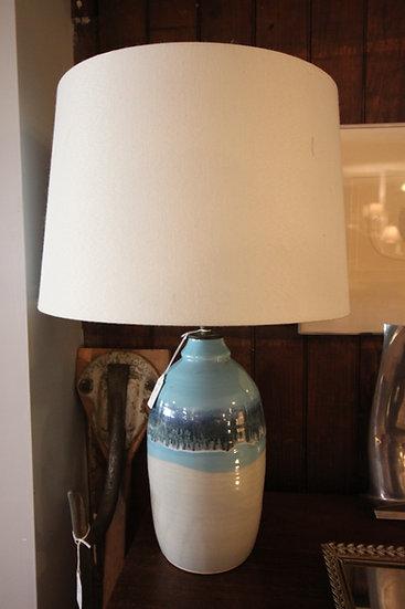 SOLD - Ceramic Lamp