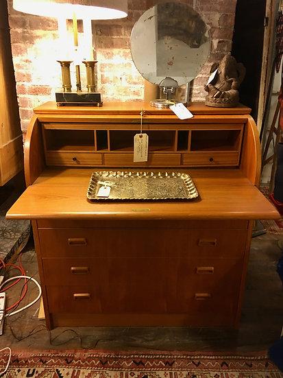 SOLD - Swedish Rolltop Desk