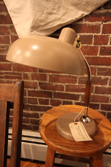 SOLD - Mid-Century Desk Lamp