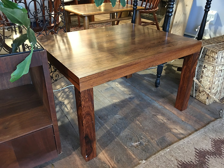 Pair Rosewood Parsons Tables