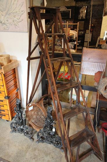SOLD - Antique Ladder