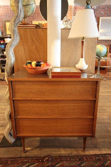 SOLD - Diminutive Mid-Century Dresser