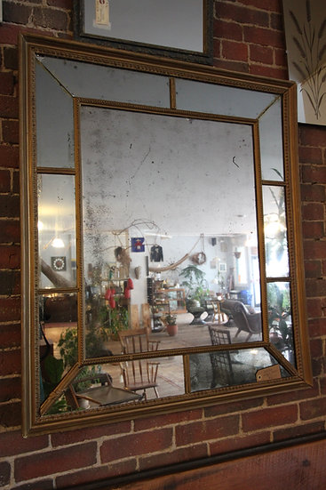 SOLD - Antique Mirror