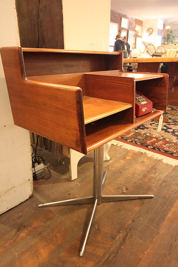 SOLD - Mid-Century Telephone Table