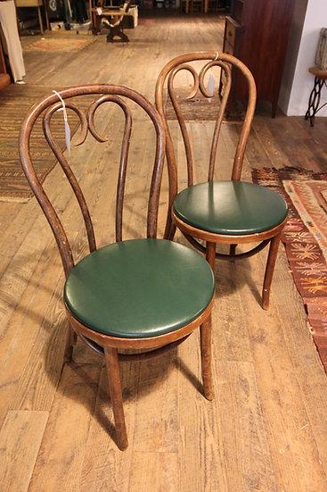 Set (6) Vintage Parlor Chairs