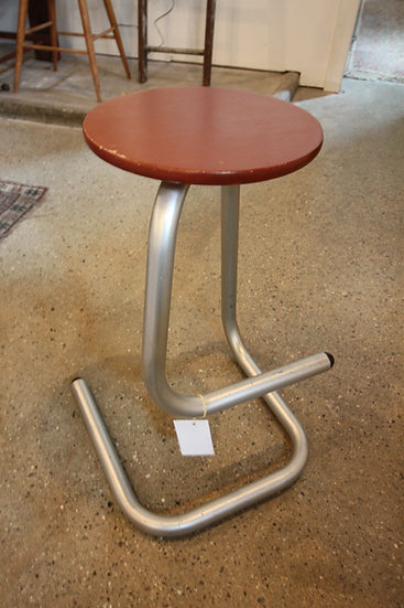 Vintage Amisco Paperclip Stool
