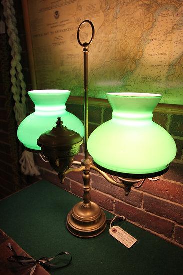 Vintage Double Student Desk Lamp