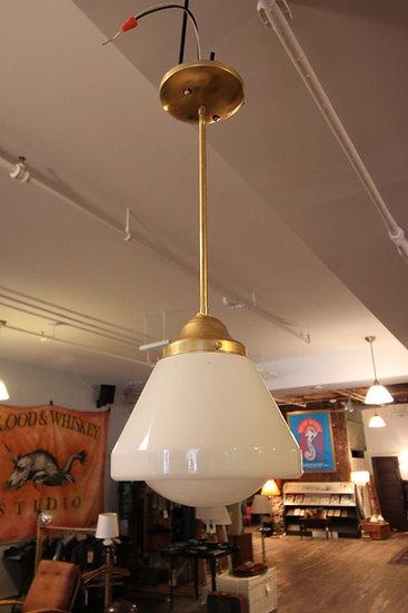 Vintage Deco Pendant Light