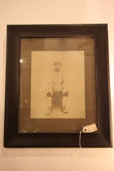 Early 1900s Baseball Photo
