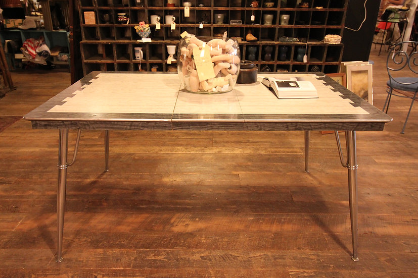 SOLD - Formica Dining Table