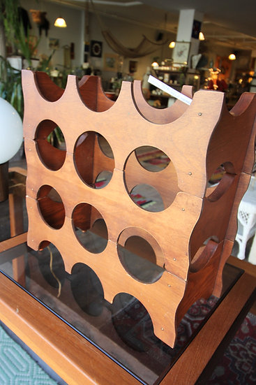 SOLD - Stacking Wine Rack