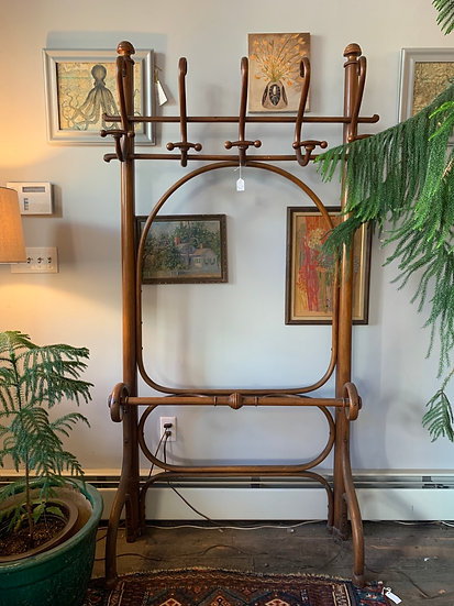Rare Thonet Hall Tree
