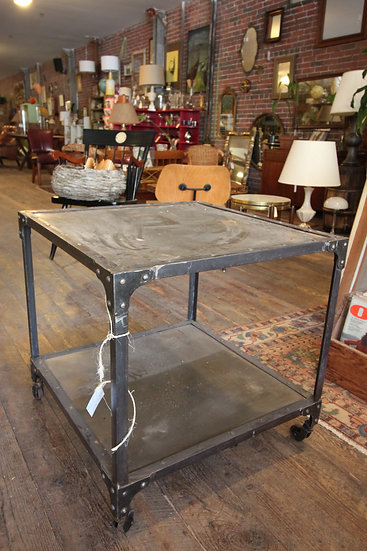 SOLD - Industrial Table