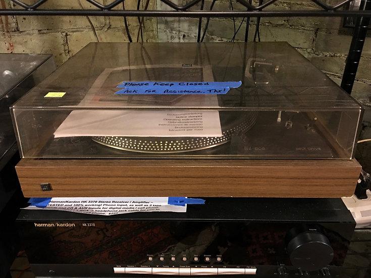Dual CS 506 Turntable