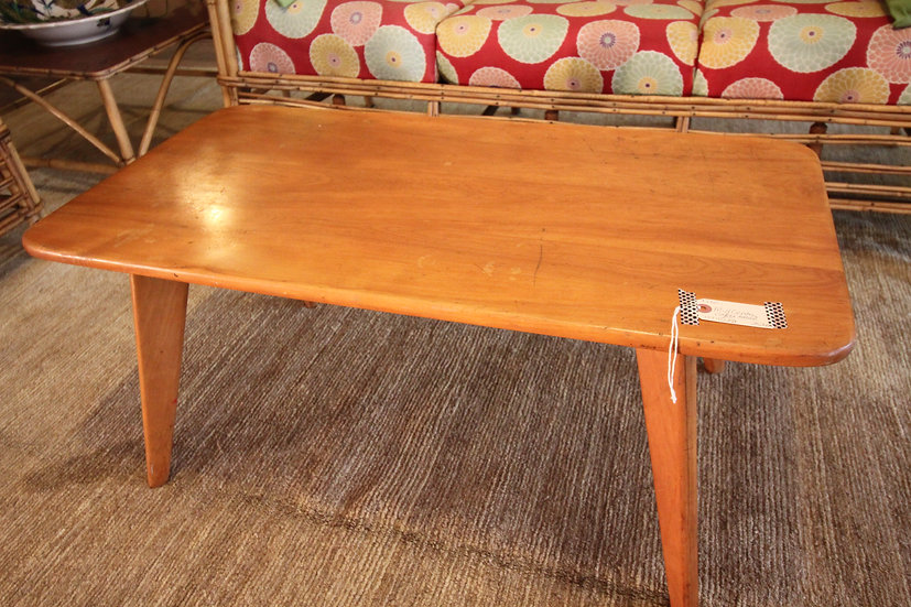SOLD - Maple Coffee Table