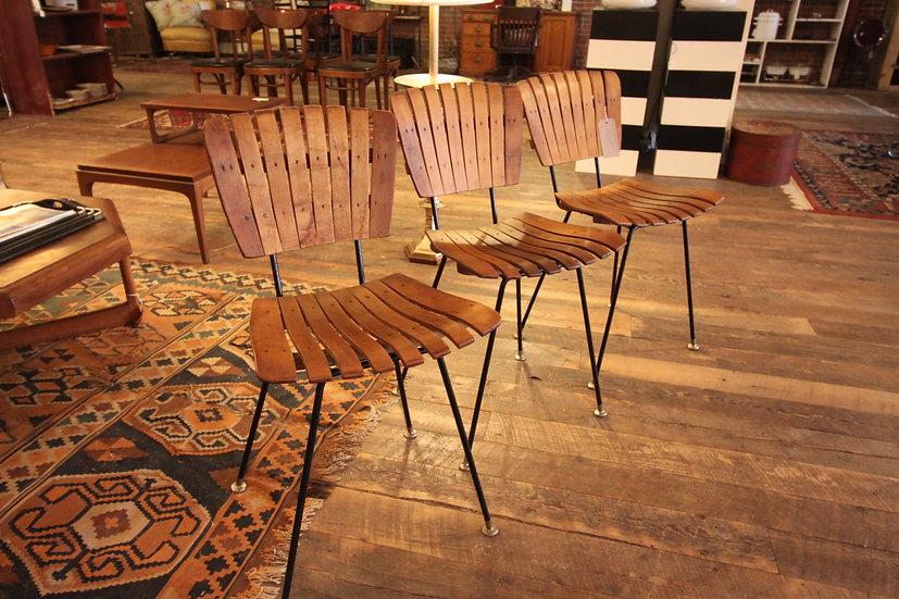 Set (3) Umanoff-Style Chairs