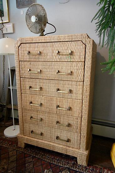 Caned Dresser