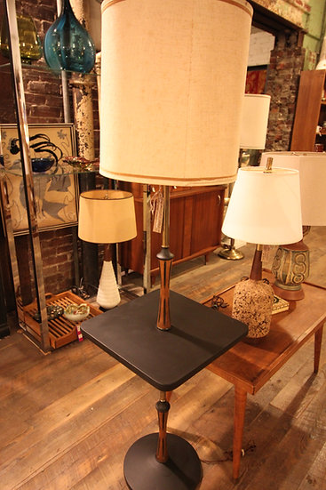 Mid-Century Standing Table Lamp