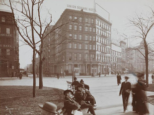 24 Photos of Union Square Before You Were Born