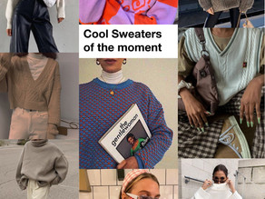 The Coolest knits to buy now