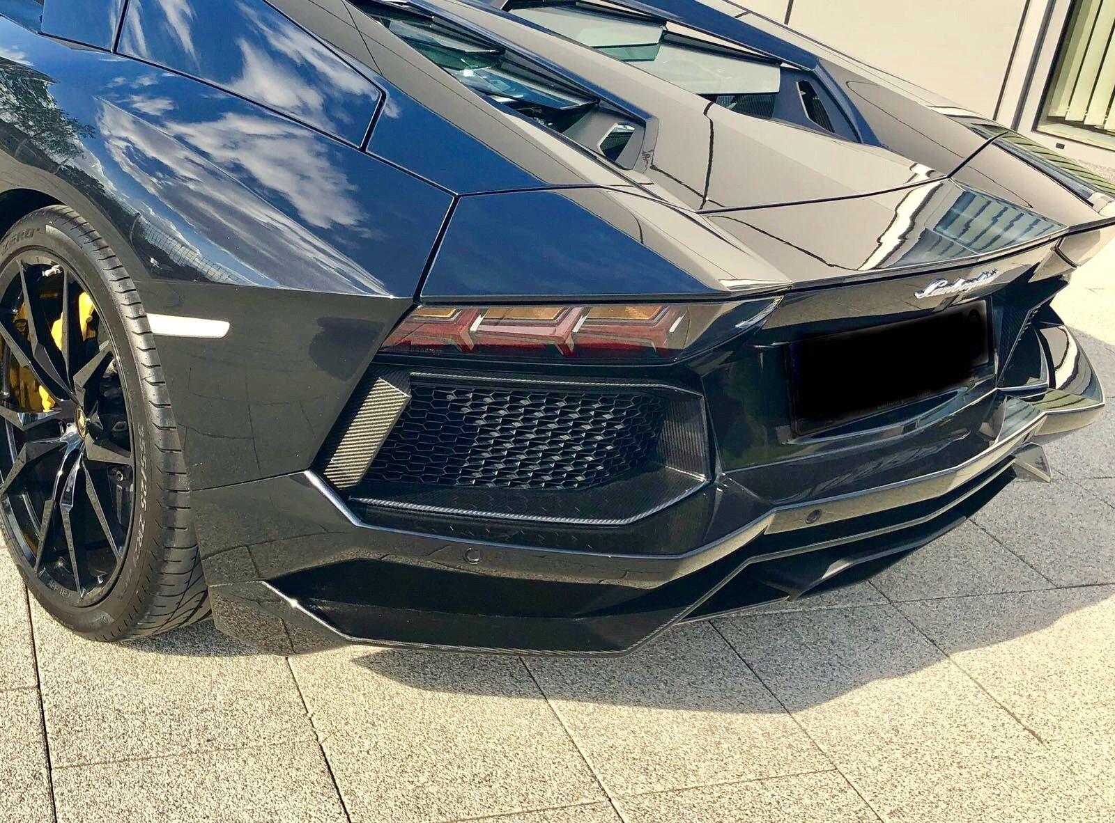 Lamborghini aventador Mbgt centre