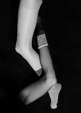 2 legs socks stockings editorial