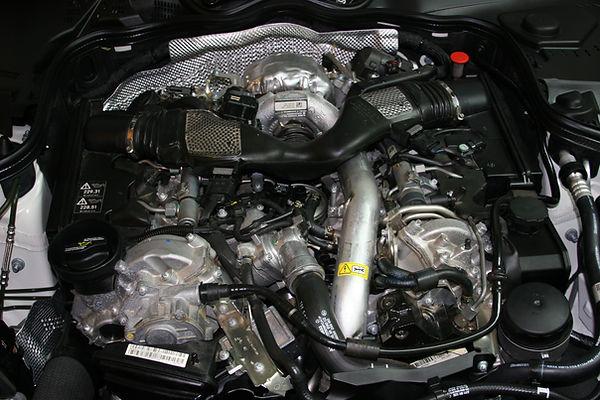 reparation mercedes 94 moteur mbgt centre OM642