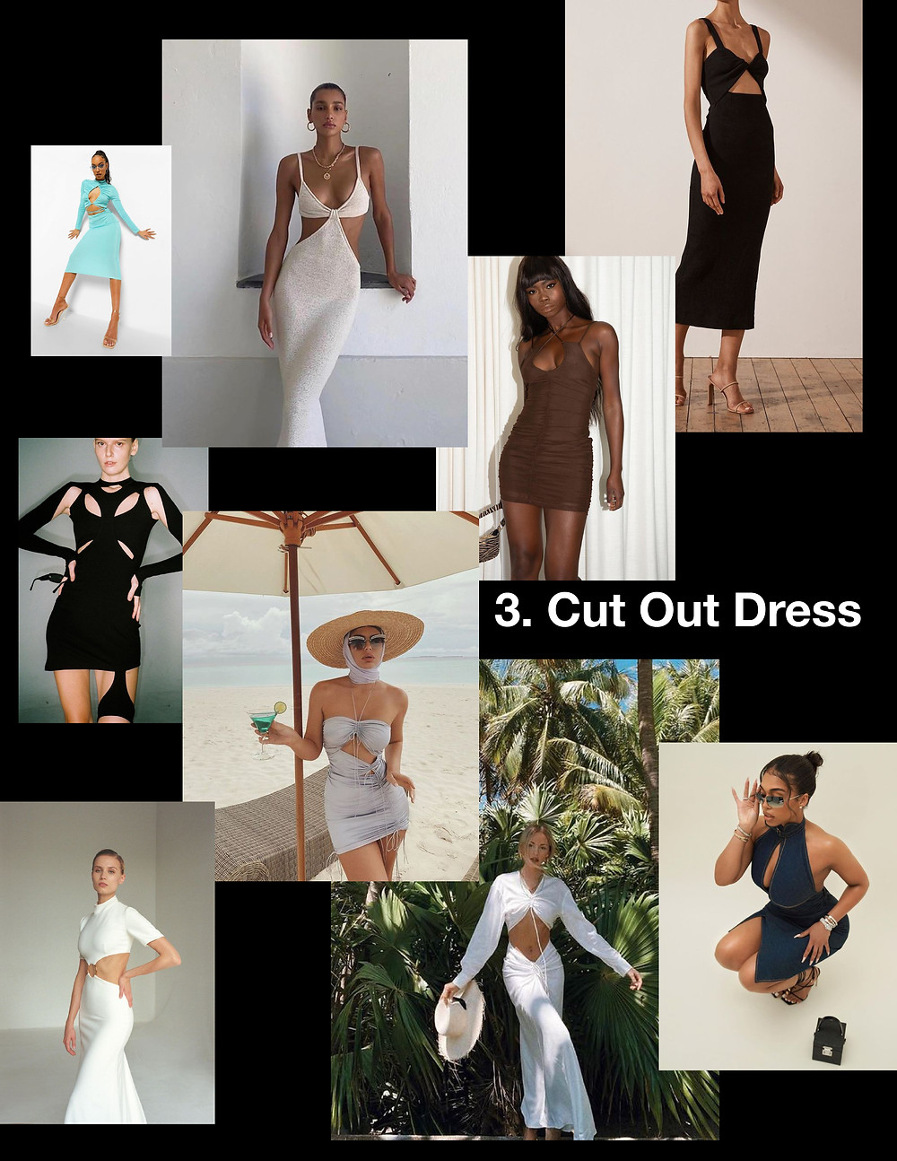 summer dresses 2021, style tips, fashion, shopping, trends, cut out dress, sexy fit open