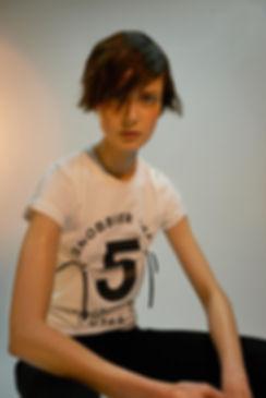 fashion editorial snob tshirt