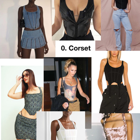 This week's obsession: A Corset