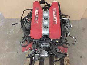 moteur reparation Ferrari ITALIA F458 MB