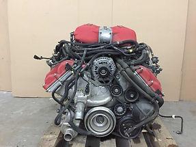 moteur reparation tete de culasse Ferrar