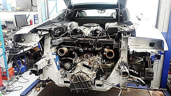 reparation boite automatique Mercedes au