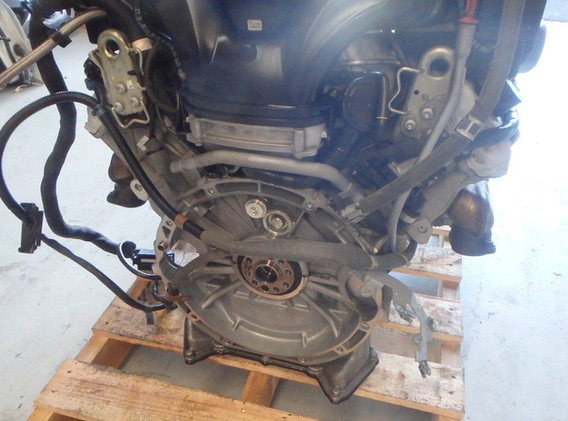 mbgt garage mercedes 63amg moteur demont