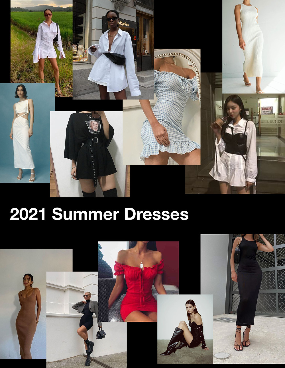 summer dresses 2021, style tips, fashion, shopping, trends
