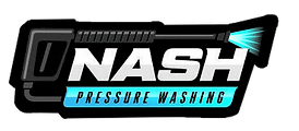 Nash Pressure Washing Corpus Christi Logo