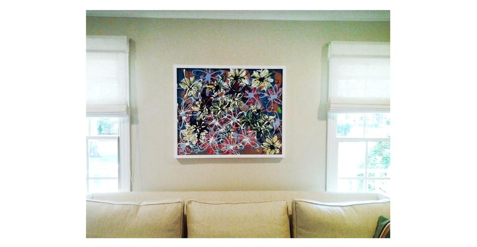 Jojo's painting