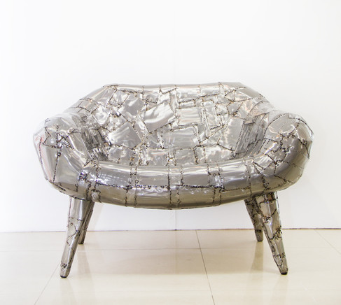 """""""Patch Work"""" Armchair"""