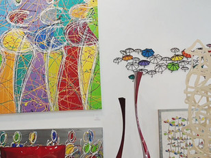 גלריה ג'וג'ו במרכז תל אביב
