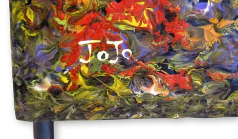 Jojo's signature