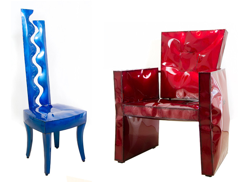 """Yong chair"" and ""King Chair"""