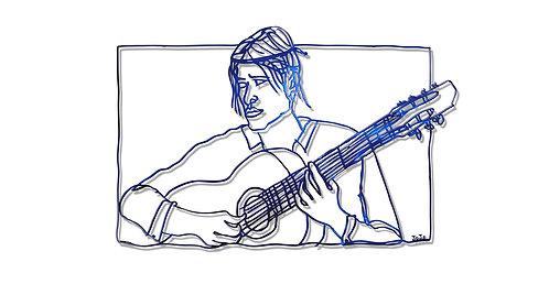 """Guitar Player"""