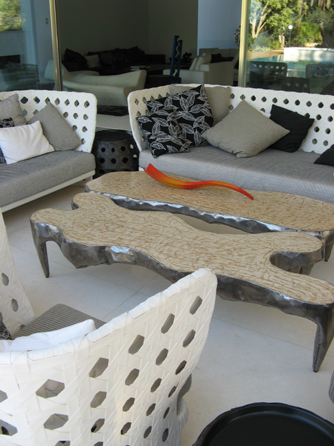 """""""Rock"""" Coffee Tables"""