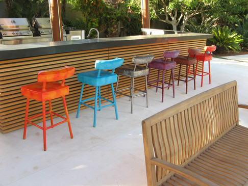 """""""Bar"""" Chairs colorfull collection"""