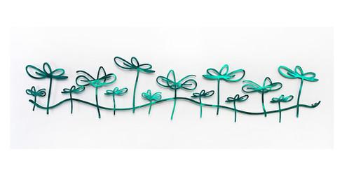 """Row of Flowers"""